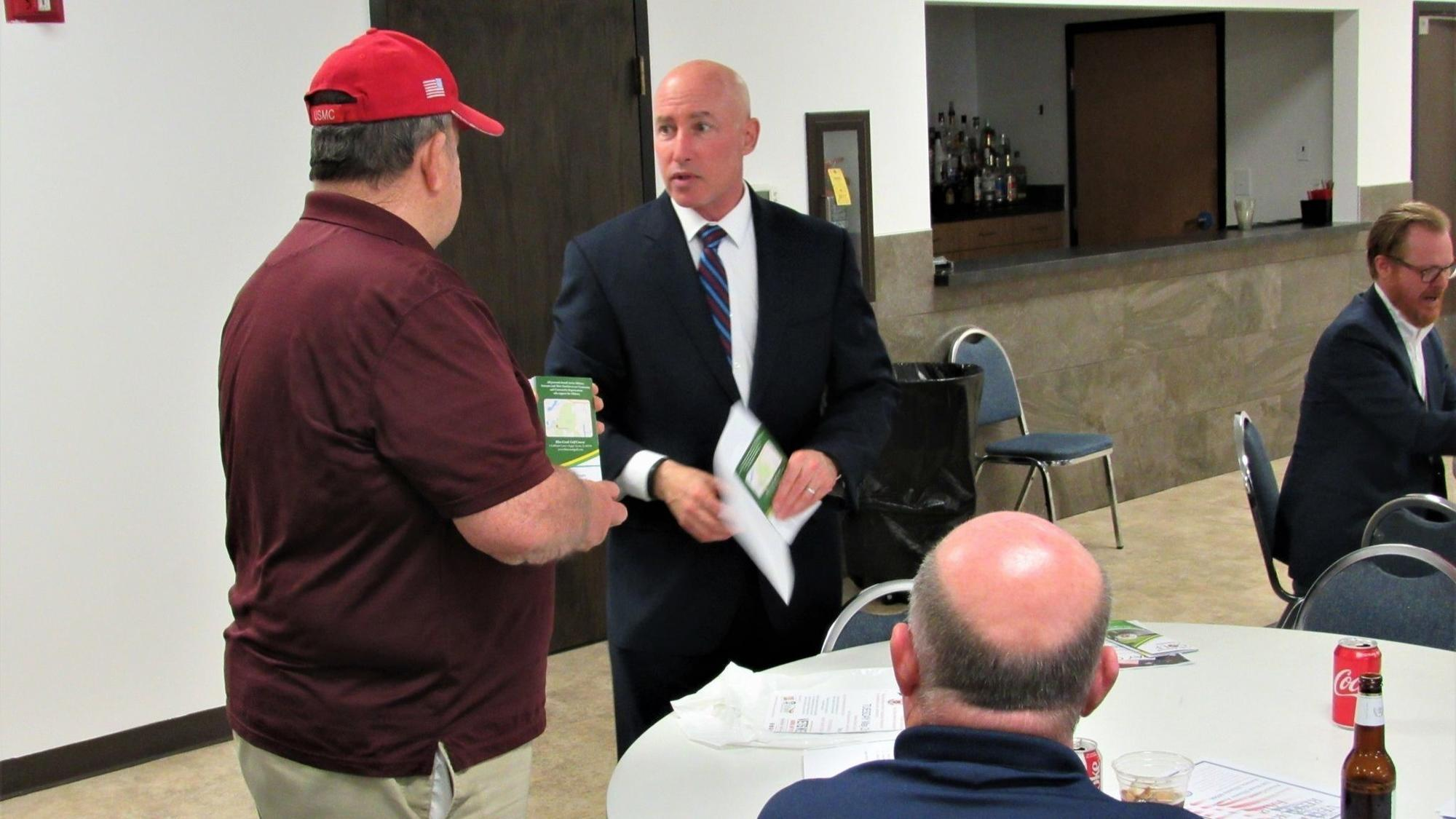 Health care for veterans in spotlight at Aurora meeting ...