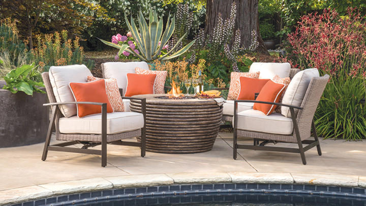 Upgrading your outdoor space: Homeowners treat yards like living areas