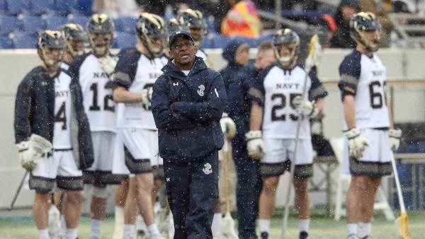 While three area teams are assured of spots in the NCAA men's lacrosse tournament, Navy is in limbo
