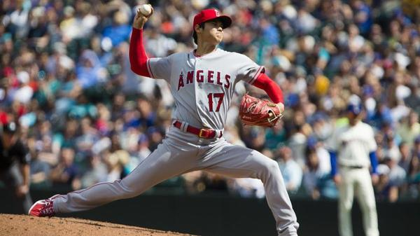 Angels' Shohei Ohtani shows Mariners what he's all about with another strong pitching performance in 8-2 win