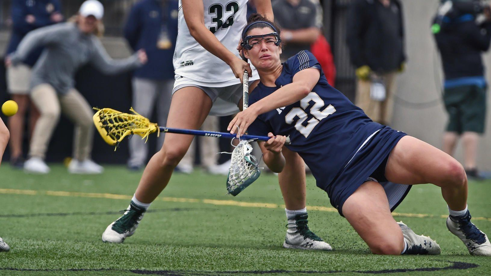 Navy upsets Loyola for second year in row to win Patriot ...