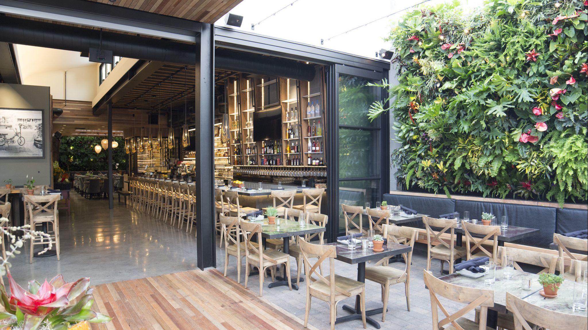 patio restaurants expanding their brand to north county the san diego union tribune - Restaurant Patio