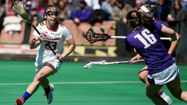 By the numbers for women's lacrosse (May 8)