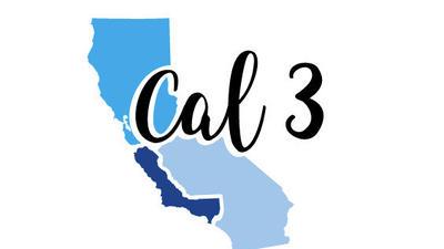 Los votantes pueden dividir a California en tres en las elecciones de noviembre