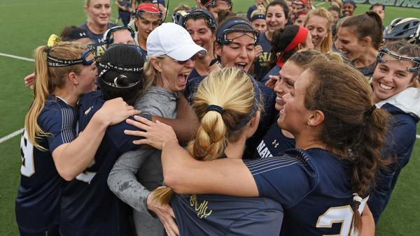 Navy heading back to Ridley Athletic Complex for NCAA Tournament
