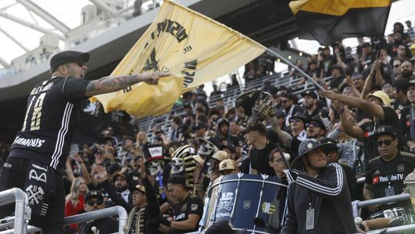 LAFC's campaign to stamp out offensive chant works — at least for one match