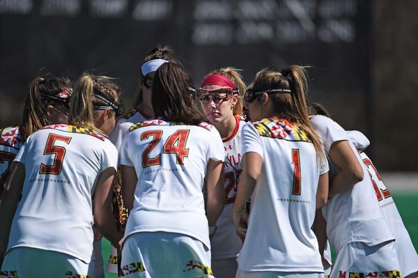 Digest: Five Terps receive Big Ten women's lacrosse awards