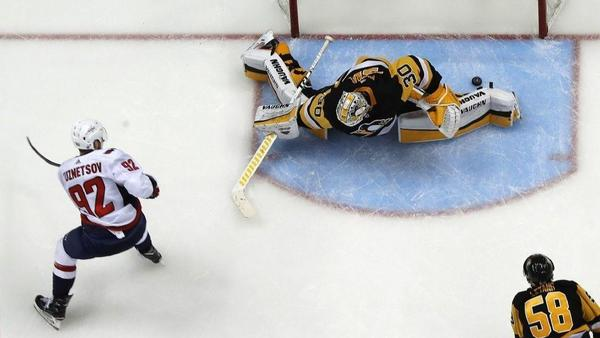 NHL playoffs: Capitals finally get by Penguins; Preds force Game 7