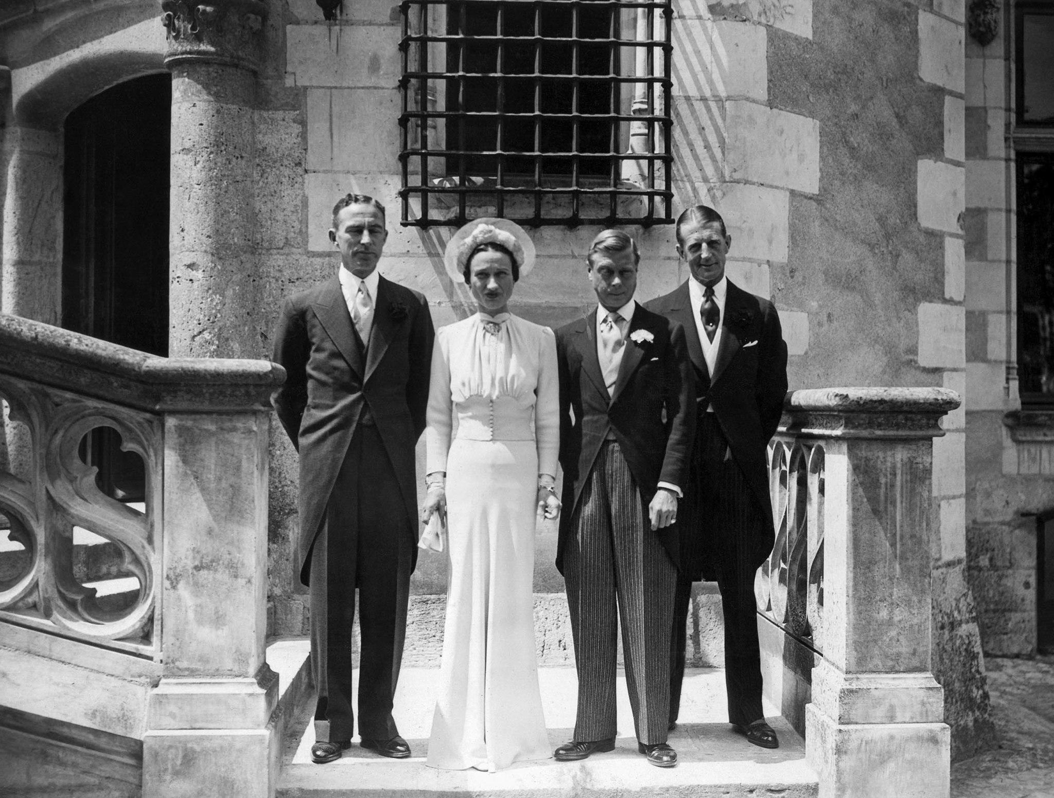 Prince Edward, Wallis Simpson