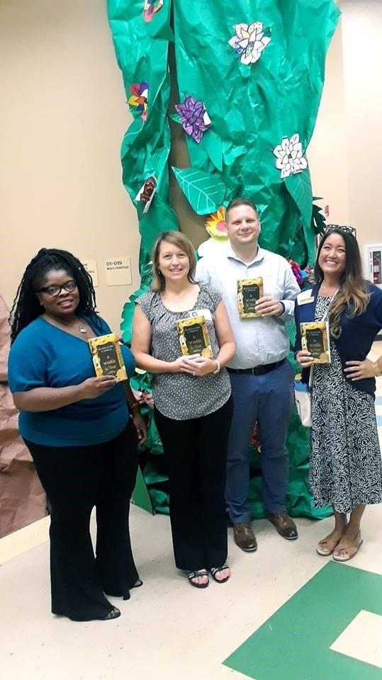 Reading by Nine Volunteering