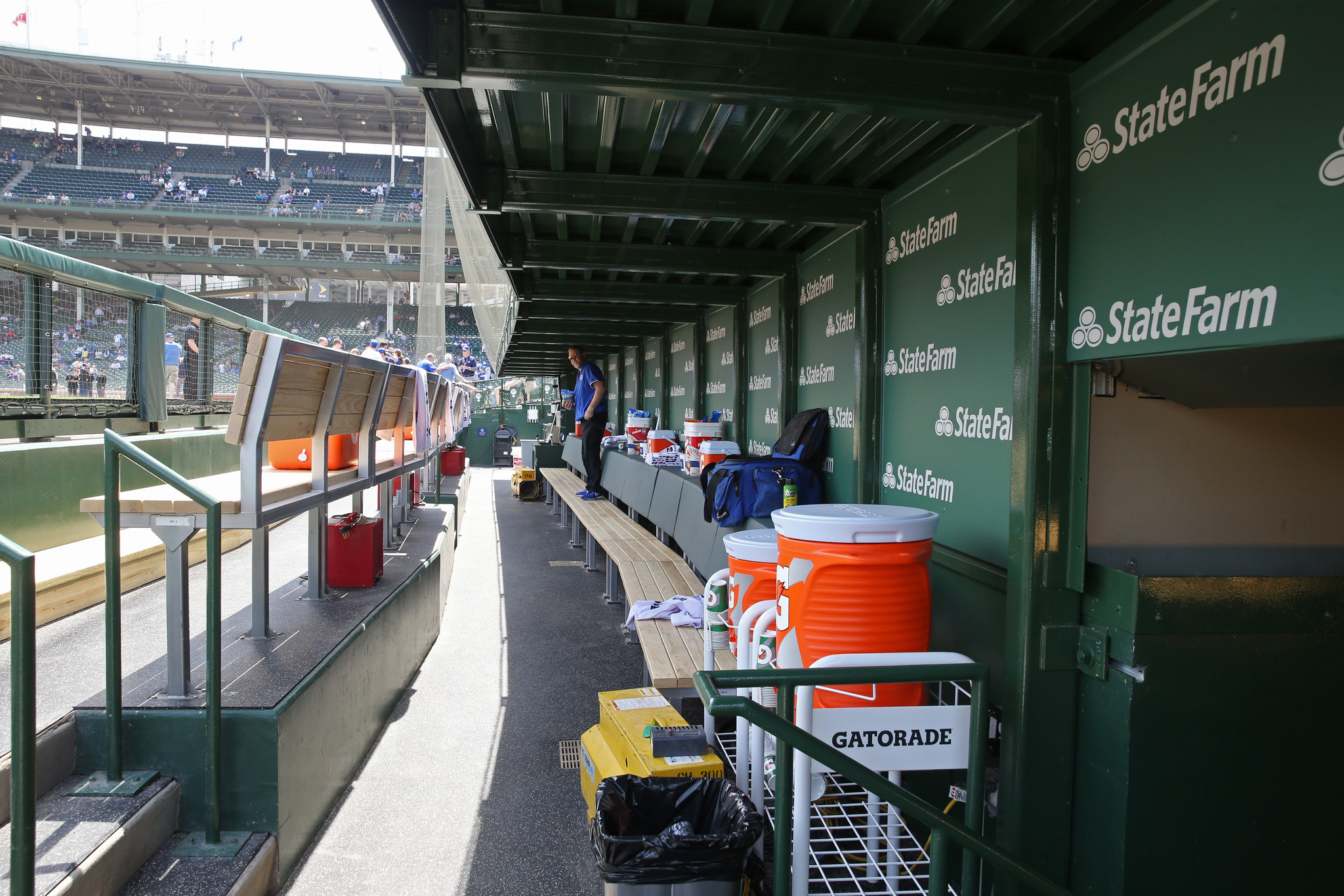 First phase of Wrigley Field renovation a job (mostly) well done