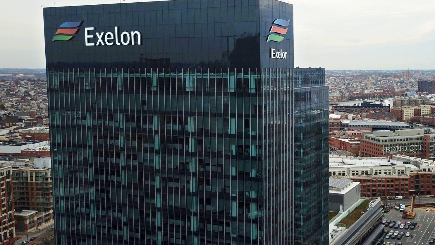Exelon baltimore md