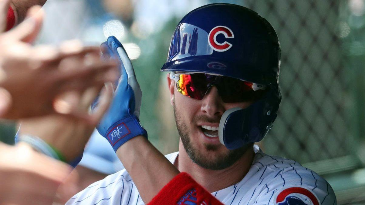 Ct-spt-cubs-kris-bryant-100th-home-run-notes-20180509