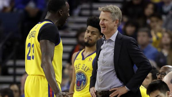 Warriors sharpen their playoff focus with challenge of facing Rockets in conference finals