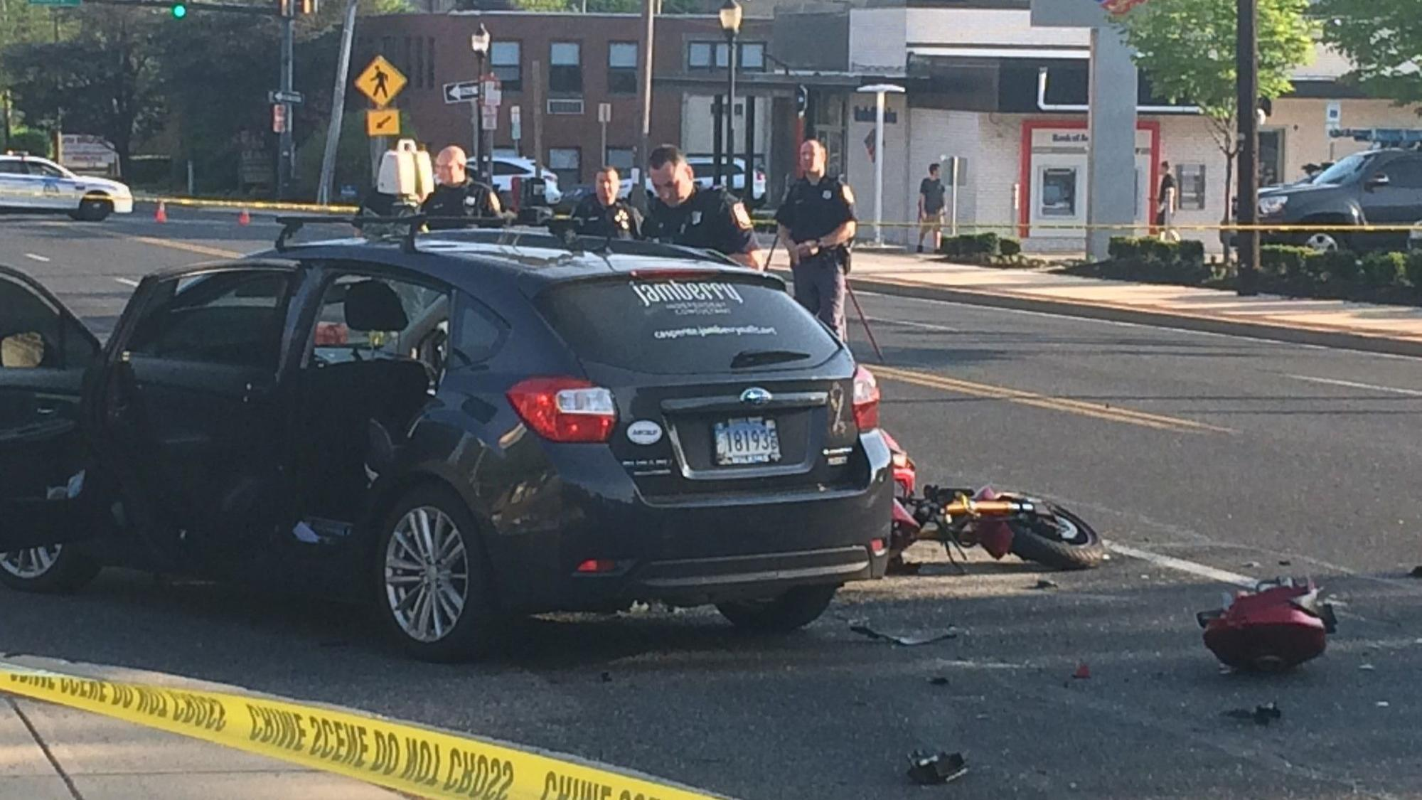 Fatal Car Accident Baltimore Maryland