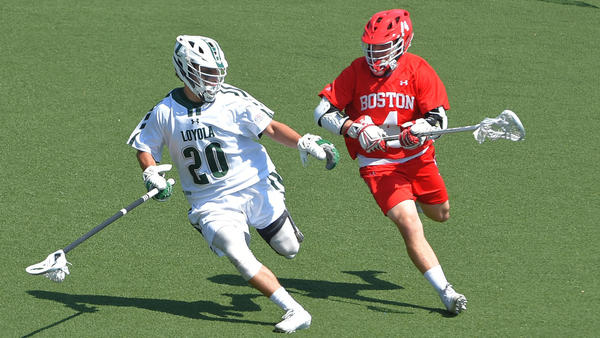 Defense for Loyola Maryland men's lacrosse to be tested by Virginia in NCAA first round
