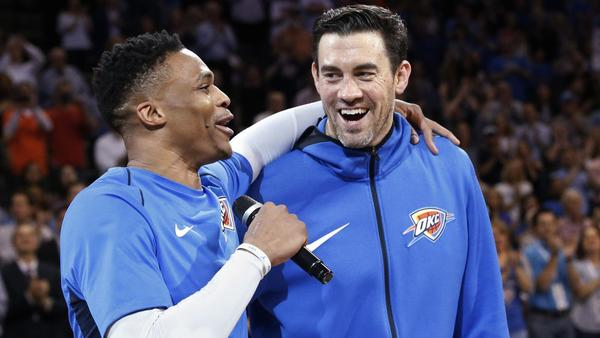 NBA notes: Nick Collison retires after 15 seasons with Thunder and SuperSonics