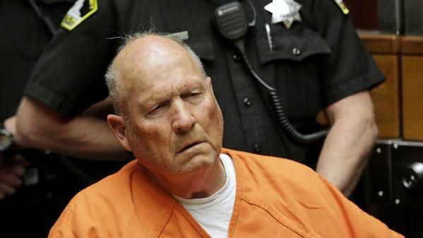 Golden State Killer suspect charged in four more slayings