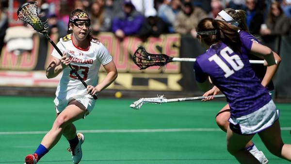 Maryland's Megan Whittle named women's Tewaaraton Award finalist