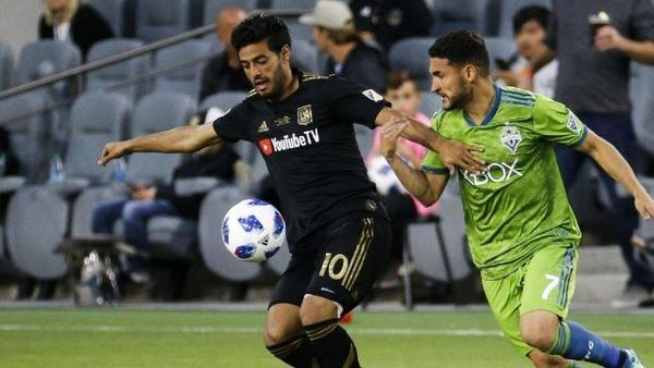 Galaxy's payroll second-highest in MLS; LAFC sets salary record for expansion team