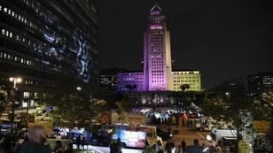 The return of Night Market at Grand Park, with a map
