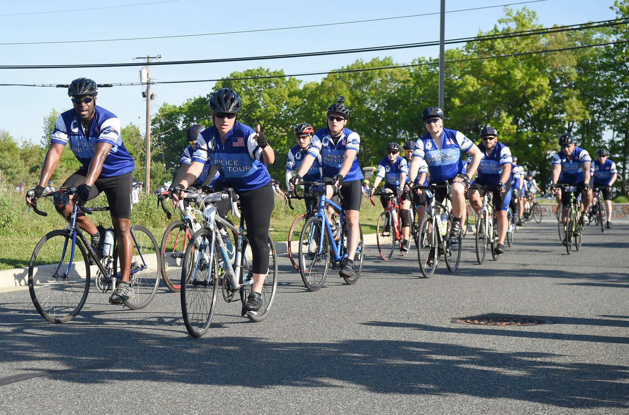 Police Unity Tour  Maryland