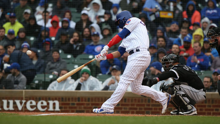 Cubs 11, White Sox 2