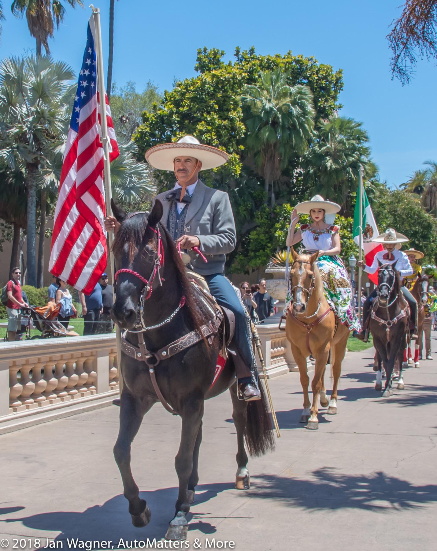 Park parade