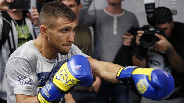 Vasiliy Lomachenko focuses on Jorge Linares, but a fight with Manny Pacquiao looms