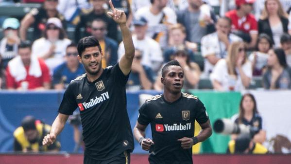New York City gives LAFC a chance to prove how good it can be