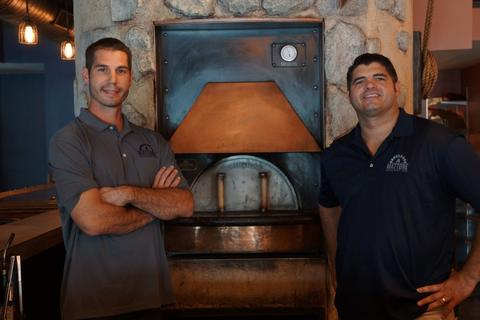 Vito and Franco Francese, owners ofMattone Restaurant + Bar,9 E 31st St, La Grange Park, IL 60526.