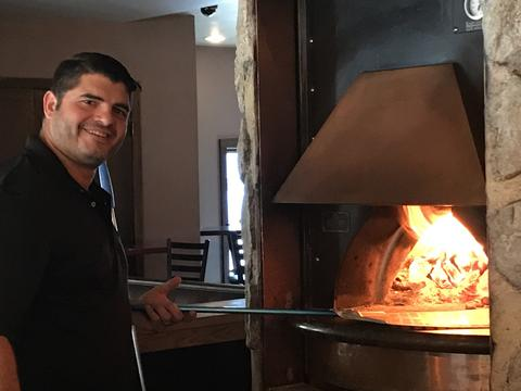 Franco Francese, proprietor ofMattone Restaurant + Bar,9 E 31st St, La Grange Park, IL 60526.
