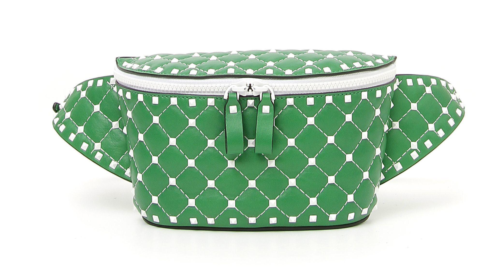 Valentino's Free Rockstud Spike Belt Bag.