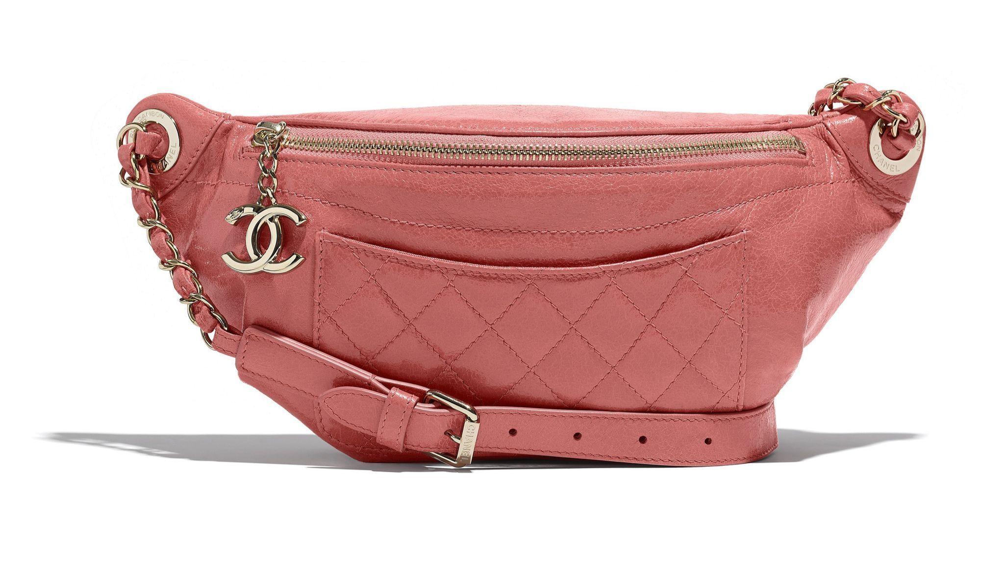 Chanel's Waist Bag.
