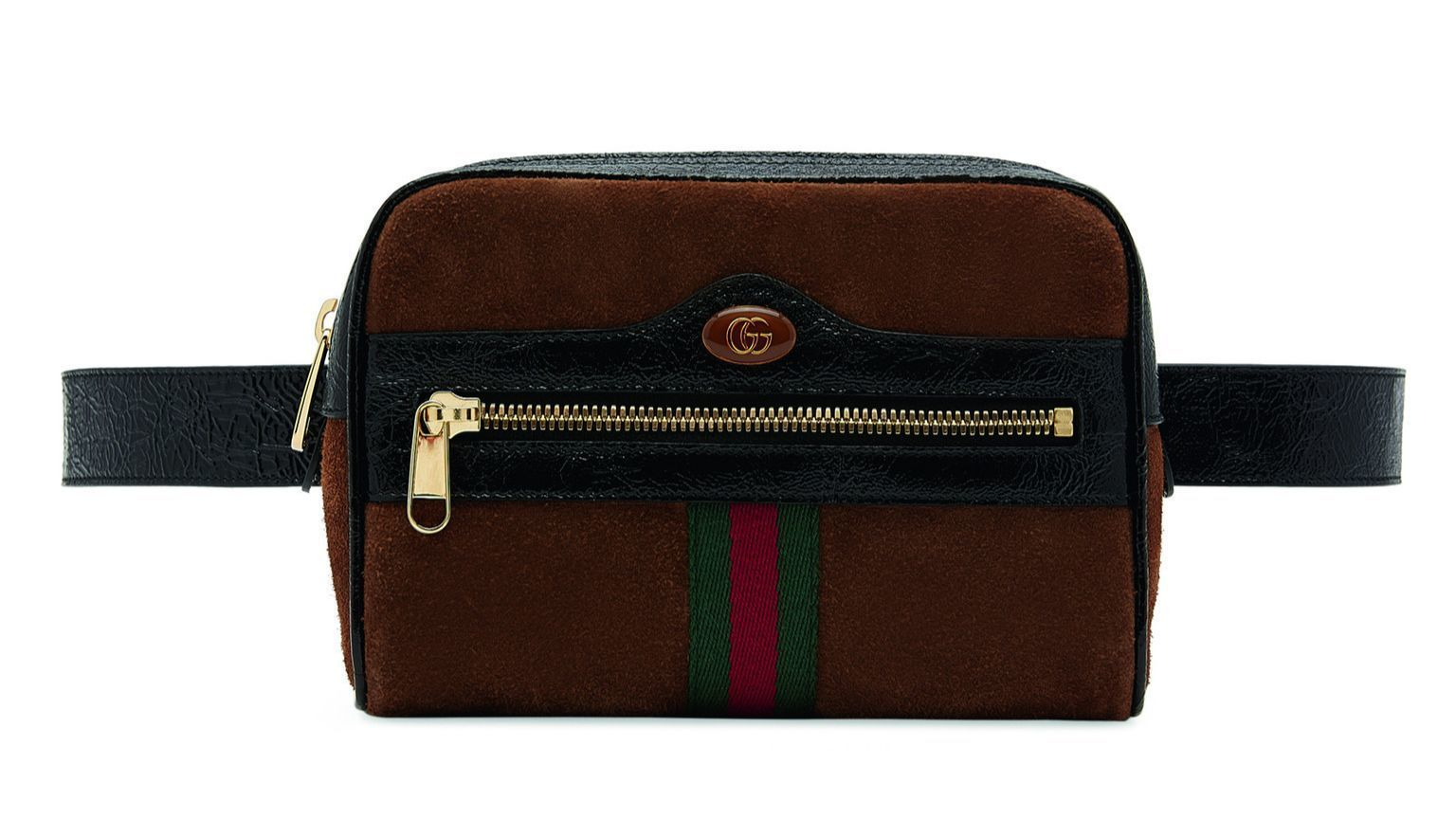 Gucci's Ophidia small belt bag.