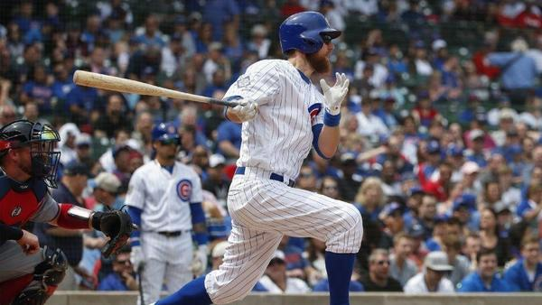 MLB: Cubs' Zobrist has shoe support from teammates