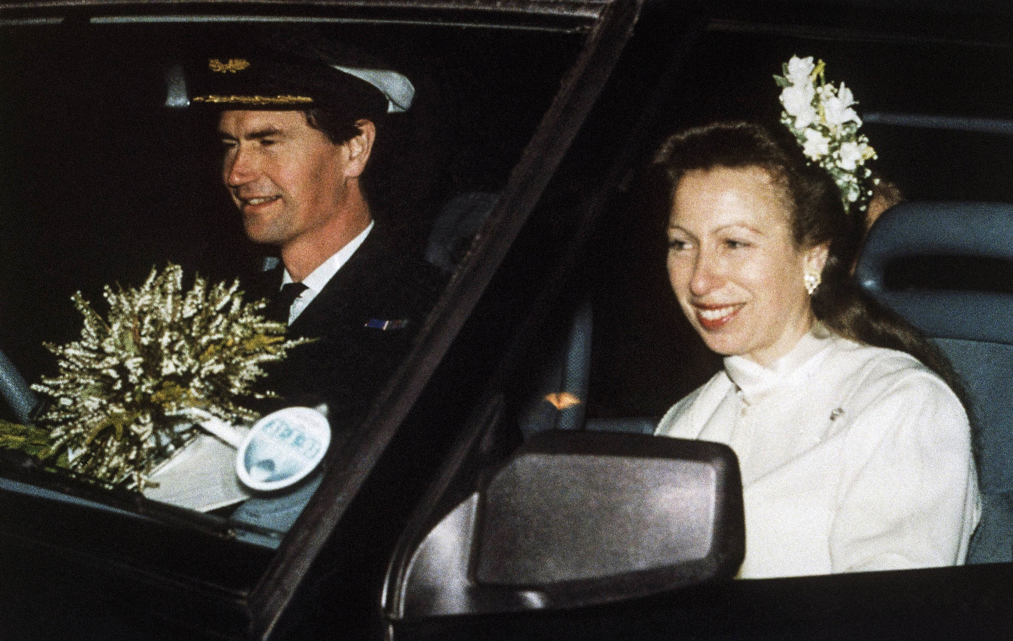 Princess Anne, Timothy Laurence