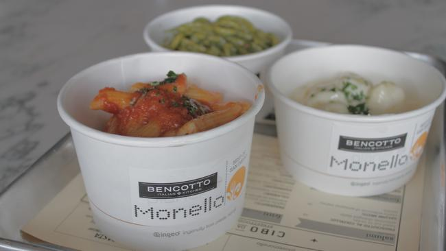 Monello introduces a 'fast and fine' lunch service