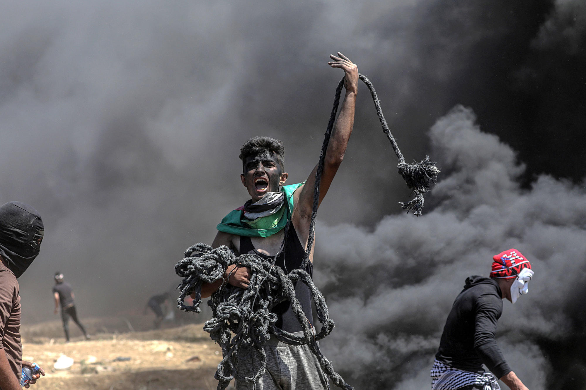 Who's to blame for the Gaza violence?