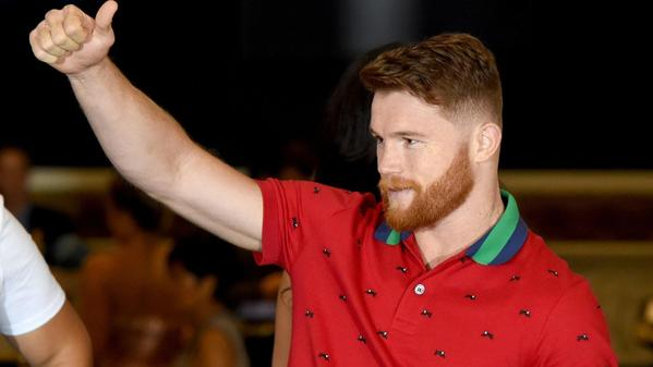 Canelo Alvarez tweets he's re-enrolled in year-round drug testing