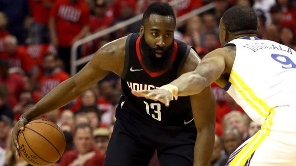 Rockets better at defending themselves than the Warriors after Game 1 loss