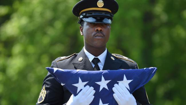 Vietnam vet receives 2nd funeral with honors — 16 years after his death ·  Baltimore City