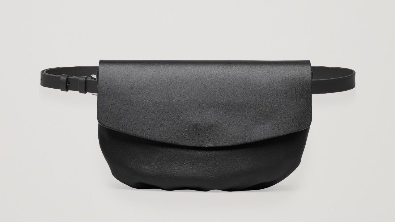 The COS Leather Belt Bag.