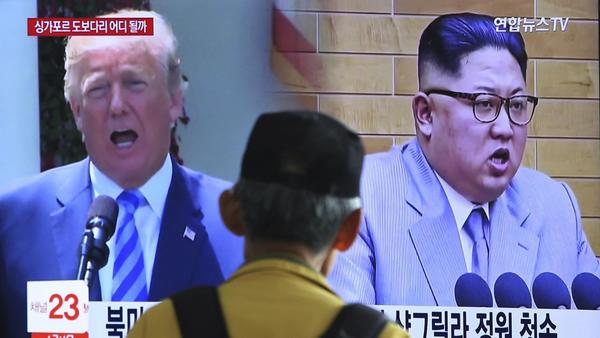 North Korea threatens to cancel summit with Trump; White House insists the meeting is still on