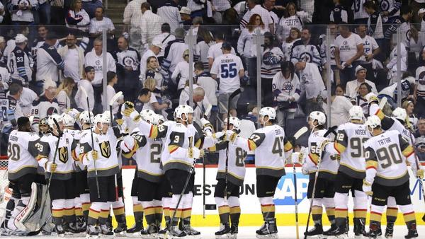 Winnipeg fans winging it to Las Vegas to see another fascinating NHL playoff story