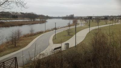 Blues Island and RiverEdge Park