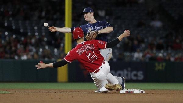 Ohtani's blast prevents a shutout — but not the Angels' third loss in a row
