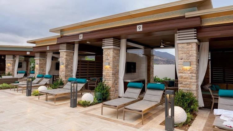 Pala Casino Spa & Resort today is opening its new, adults-only pool complex.
