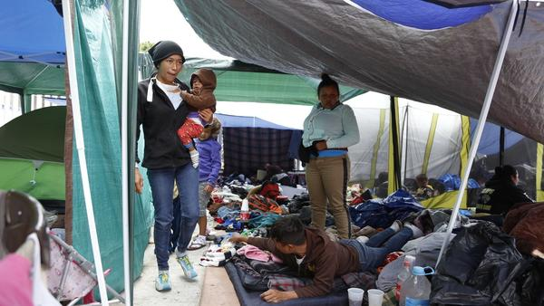 Should asylum seekers heading to the U.S. stay in Mexico? | San Diego Union Tribune