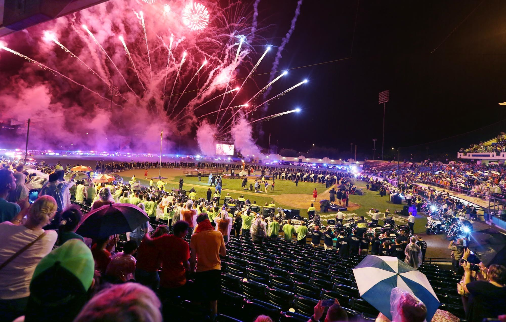 Special Olympics Florida State Summer Games Opening Ceremonies